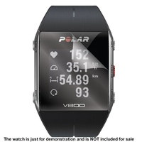 3 Clear LCD TPU Soft Film Anti Scratch Screen Protector Cover For Smart Watch Computer Polar