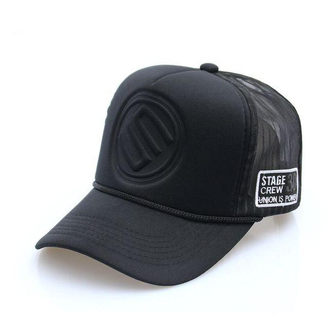 1 Black trucker hat 5c64fecf9e7df