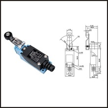 Switch travel limit switch 24A   Limit switch  limit switch  micro switch TZ-8108 стоимость