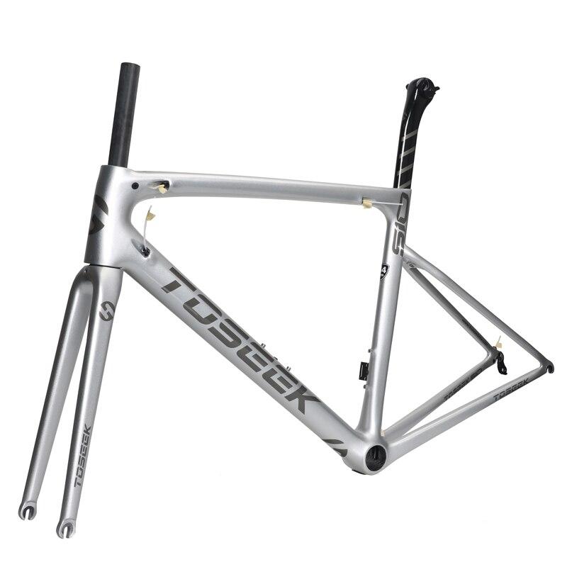 Avenger R8 Aero Carbon Bike Frame 700C Road Bicycle Frame + Seatpost ...
