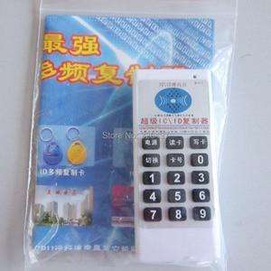 Image 4 - Lecteur de carte RFID/IC, NFC, 125KHz  13.56 MHz, copieur/programmateur, étiquette inscriptible interchangeable, EM4100/EM4305/T5577/m1 s50