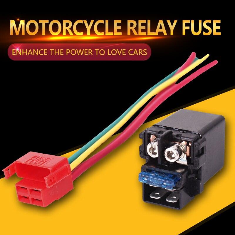 For HONDA CBR250 MC19 CBR400 MC23//29 CB-1 Relay fuel cut Fuel Pump Controller