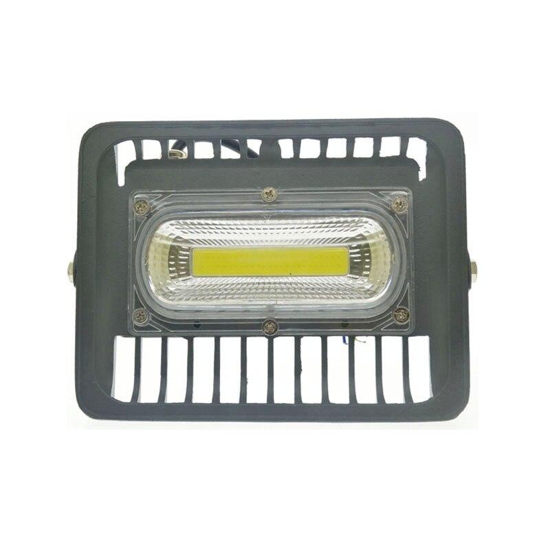 LED Flood Light 50W 30W COB Floodlight IP66 Waterproof AC220V 230V Spotlight Refletor LED Outdoor Lighting Garden Lamp Projector
