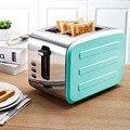 Домашний гриль с тостером  220 В  из нержавеющей стали