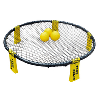 Spike Ball Outdoor Sports Mini Beach Volleyball Team Sports Spikeball Fitness Equipment