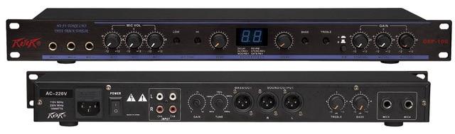 DSP 99 Pre Amplifier karaoke digital echo reverb