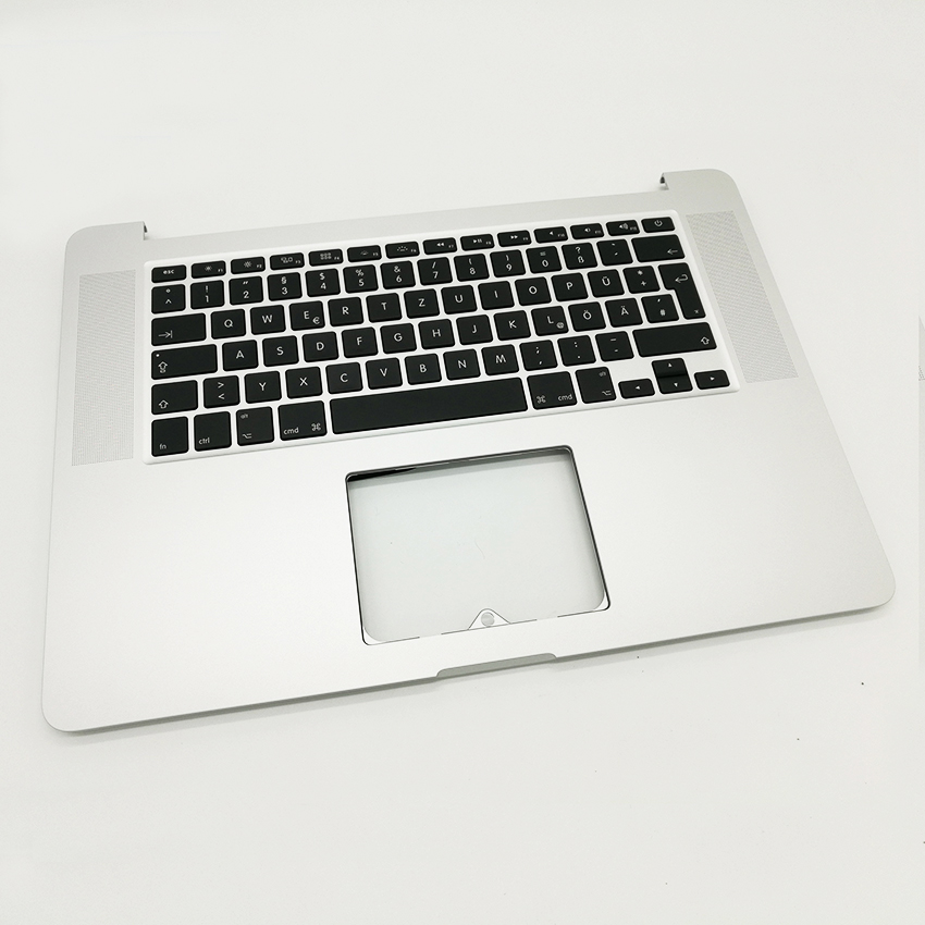 New Germany Topcase with keyboard + Backlight For MacBook Pro 15