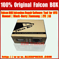 Newest version Original Falcon Box Falconbox Repair Software Tool for HTC | Black-Berry | Huwaei | Samsung | ZTE | LG