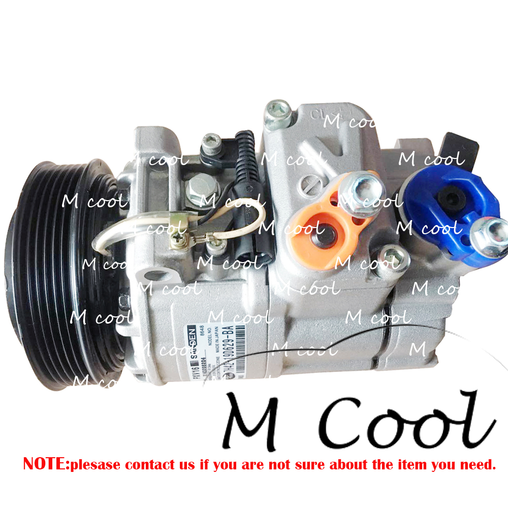 Brand New AC Compressor For Land Rover FreeLander 2005 Air