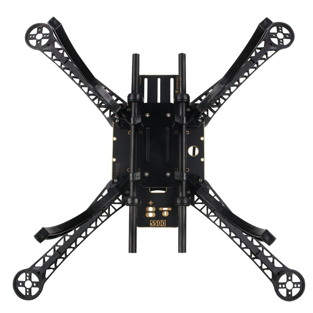 Weyland SK500 Quadcopter Frame Kit Fpv Quad FPV RC Quadcopter Racing Drone with Plastic Landing Gear PCB Version Free Shipping