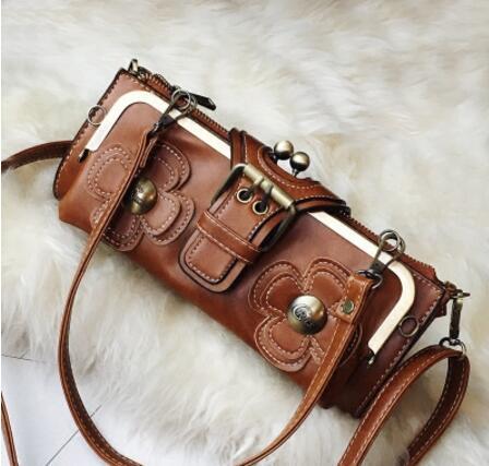 Fashion Women Handbags girl Pocket Zipper Rivet Bag Envelope hand Day Clutch manual female Small Punk Cross-body Shoulder Bags