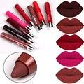 Miss Rose sexy red lipstick 8 colors batom mate Rotary lipstick waterproof long lasting nude lipsstick makeup cosmetics MS061