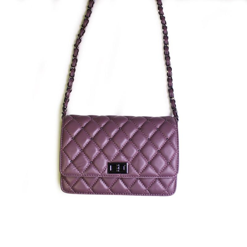 2017 Promotion New Flap Hasp Lingge Chain Package Sheepskin Ladies Small Bag Shoulder Messenger Europe And The Leather Handbags фен технический hammer flex hg2010