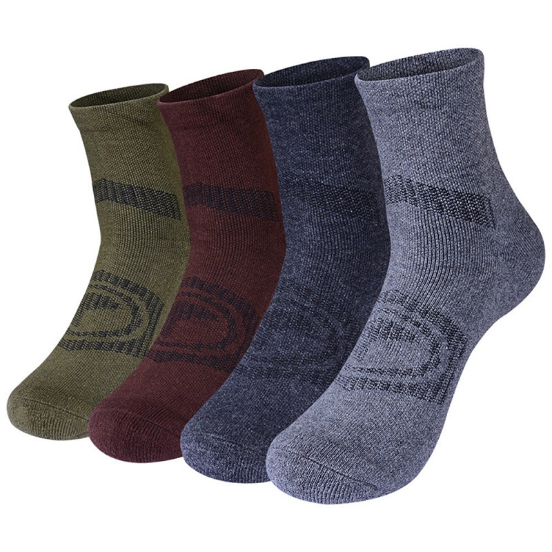 1 Pair/Lot Men/Women Autumn/Winter Thicker Thermal Ski Cotton Socks Outdoor Sport Deodorant Cycling Thick Warm Snowboard Socks