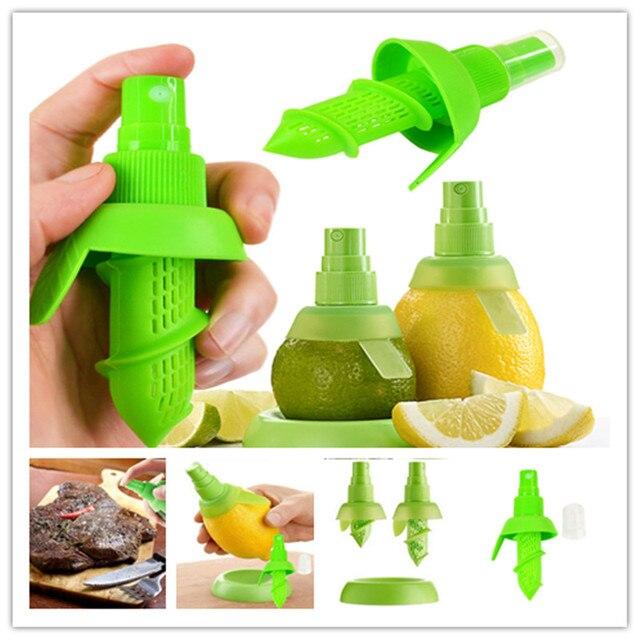 juicer 2pcs manual sprayer juice citrus lemon juice spritzer