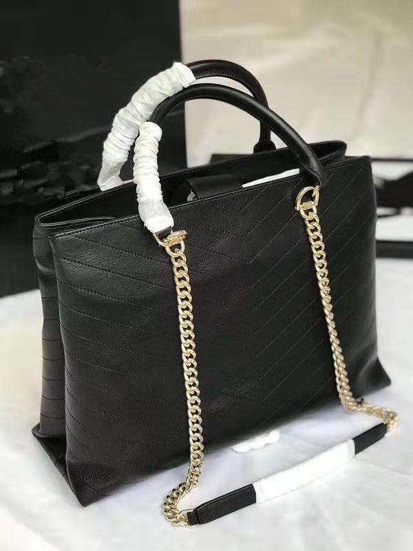 Luxus Runway Berühmte Mode Designer Echt Klassische Weibliche 100 Geldbörsen Wa01270 Qualität Leder Frauen Top Marke Handtasche CqfHAOB