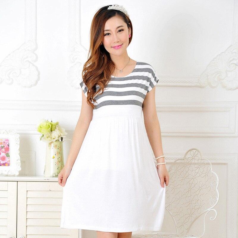 33487697e Nueva llegada mujeres largo Vestidos para mujeres embarazadas lactancia  ropa mujer Maternidad moda de la ropa de la madre en Vestidos de Mamá y  bebé en ...
