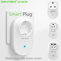 2016 New Orvibo Home Automation EU U UK AU Standard Smart Power Travel Socket Plug 4G