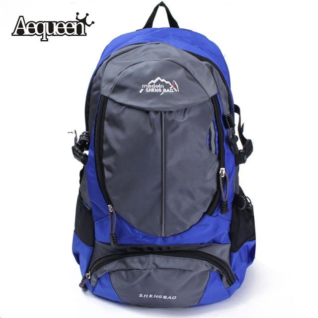 Homens Mochilas 30L Unisex Mochila de Viagem Bookbag Design Casual Daypacks Mochila Durável À Prova D' Água de Moda de Nova