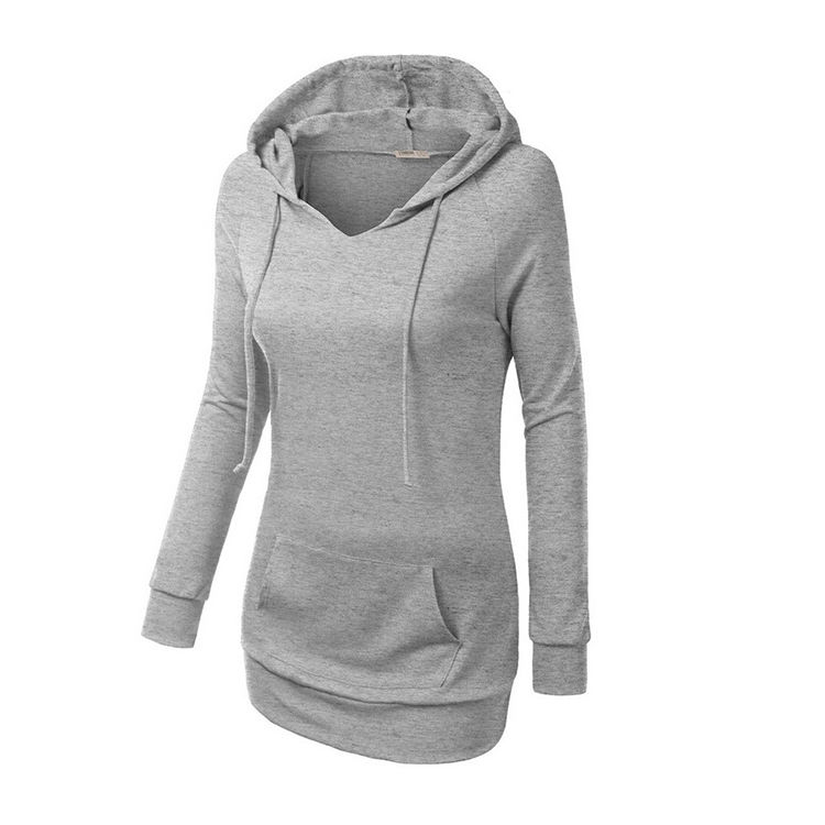 Aliexpress.com   Buy Women New Trendy Hoodie Casual Tops Tee Shirt Coat  Outerwear Autumn Winter Jacket from Reliable trendy hoodies suppliers on  Shop3136032 ... bc0c512031
