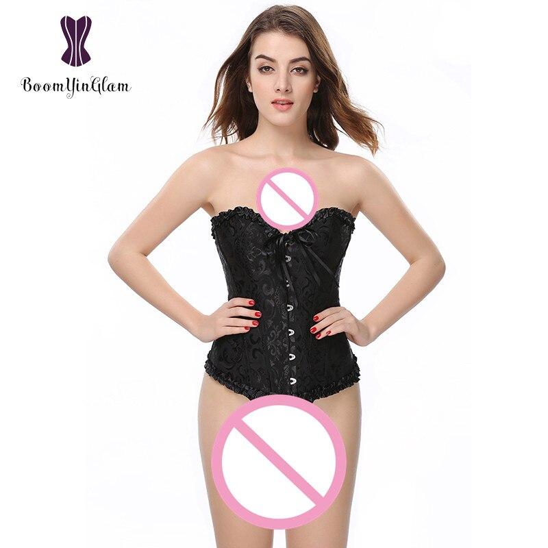 12Műanyag csontos derékfűző 90% poliészter 10% Spandex Everyday - Női ruházat