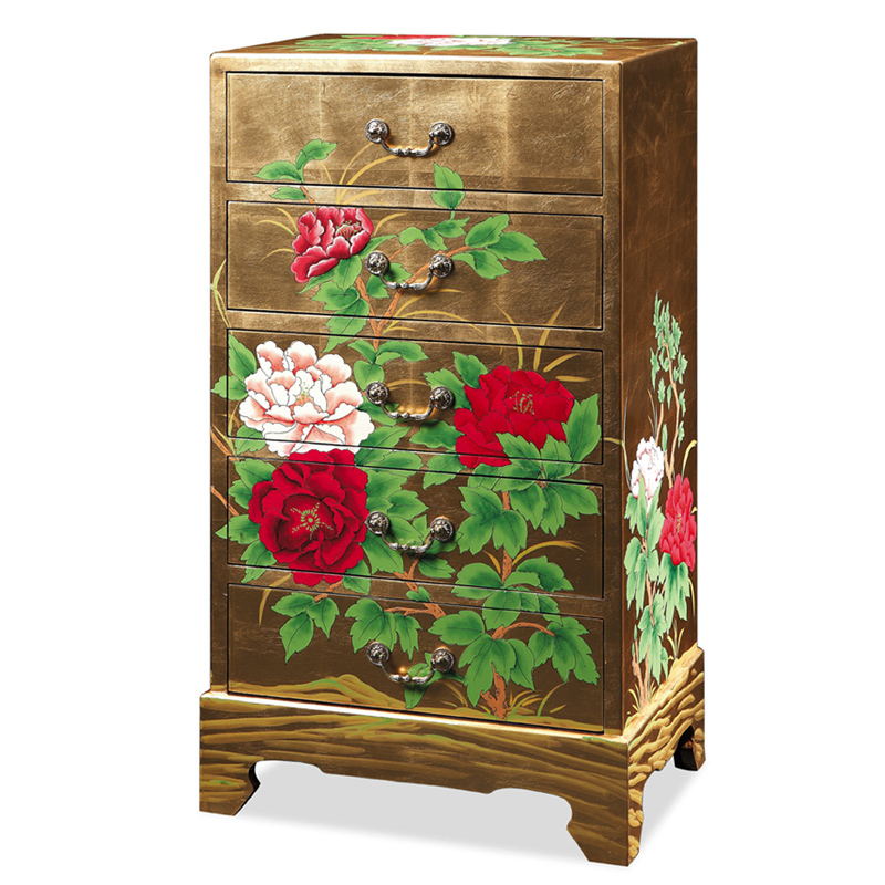 Furniture oriental picture more detailed picture about for Hand painted oriental furniture