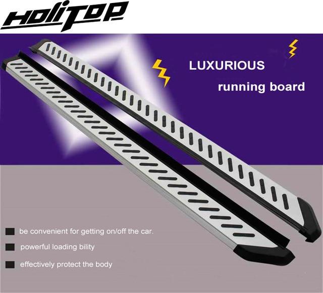 Luxurious Side Step Side Bar Running Board For Suzuki Sx4 S Cross