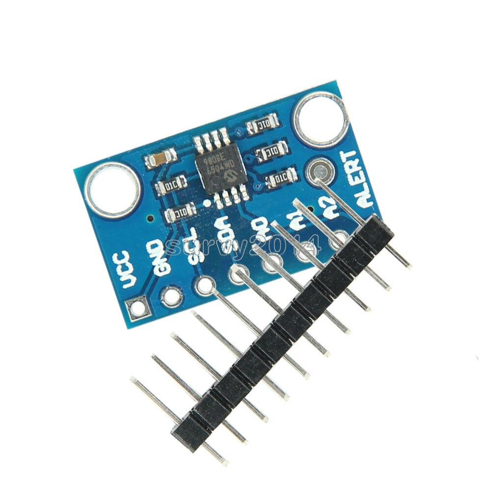 High Accuracy I2C IICTemperature Sensor MCP9808 Breakout Board accuracy 0 05