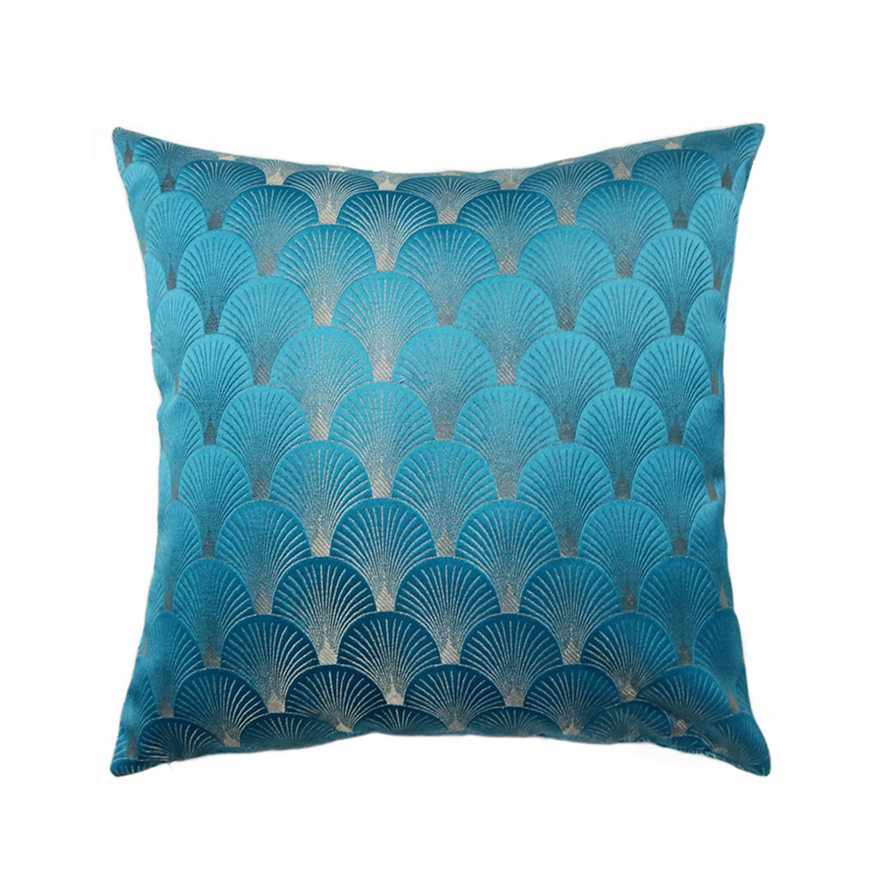 Qualified Deluxe Contemporary 4 Colors New Fashion Modern Home Living Woven Cushion Cover Decorative Square Pillow Case 45 X 45cm 1pc/lot Home Textile Cushion Cover