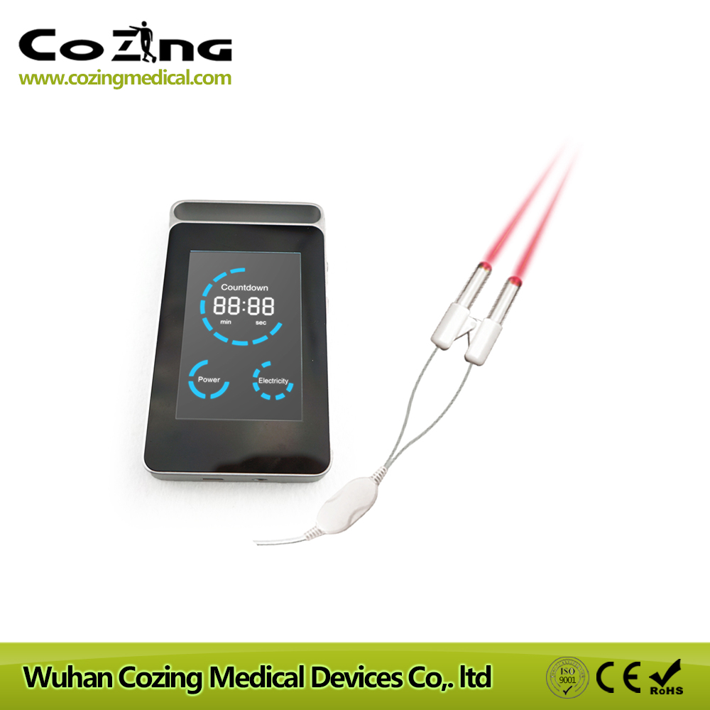 China medical laser Rhinitis sinusitis 650nm soft cold laser theraph chronic sinusitis treatment for sale personal care products home treatment for allergic rhinitis phototherapy light laser natural remedies for allergic rhinitis