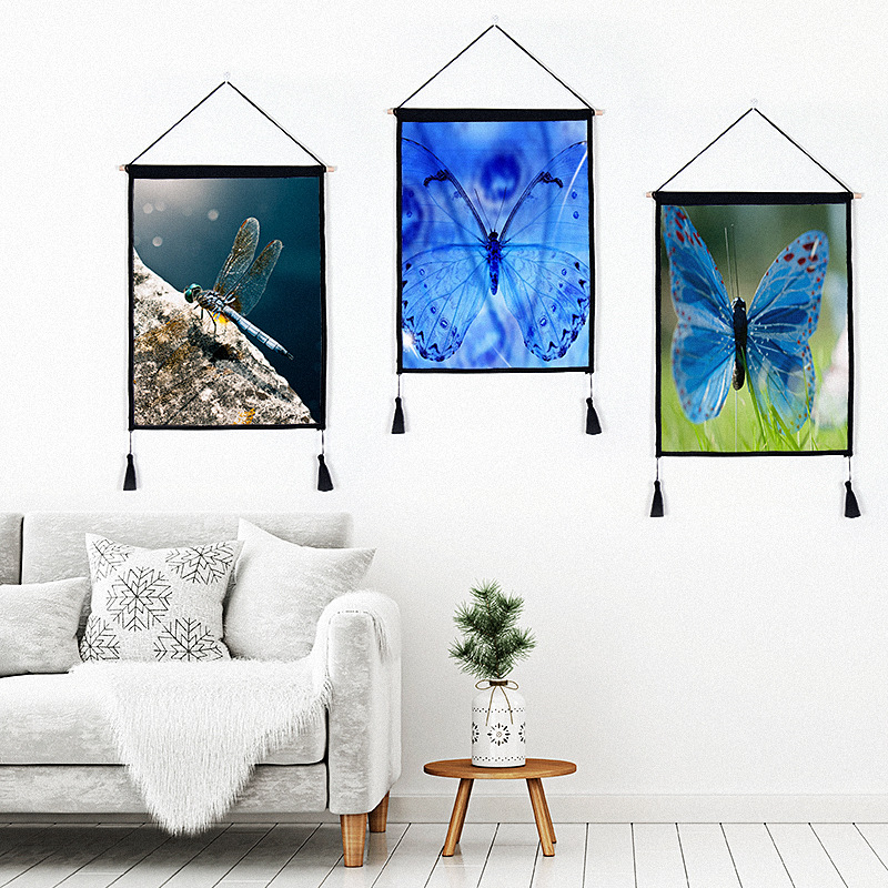 Creative Hanging Painting For Living Room Wall Decoration