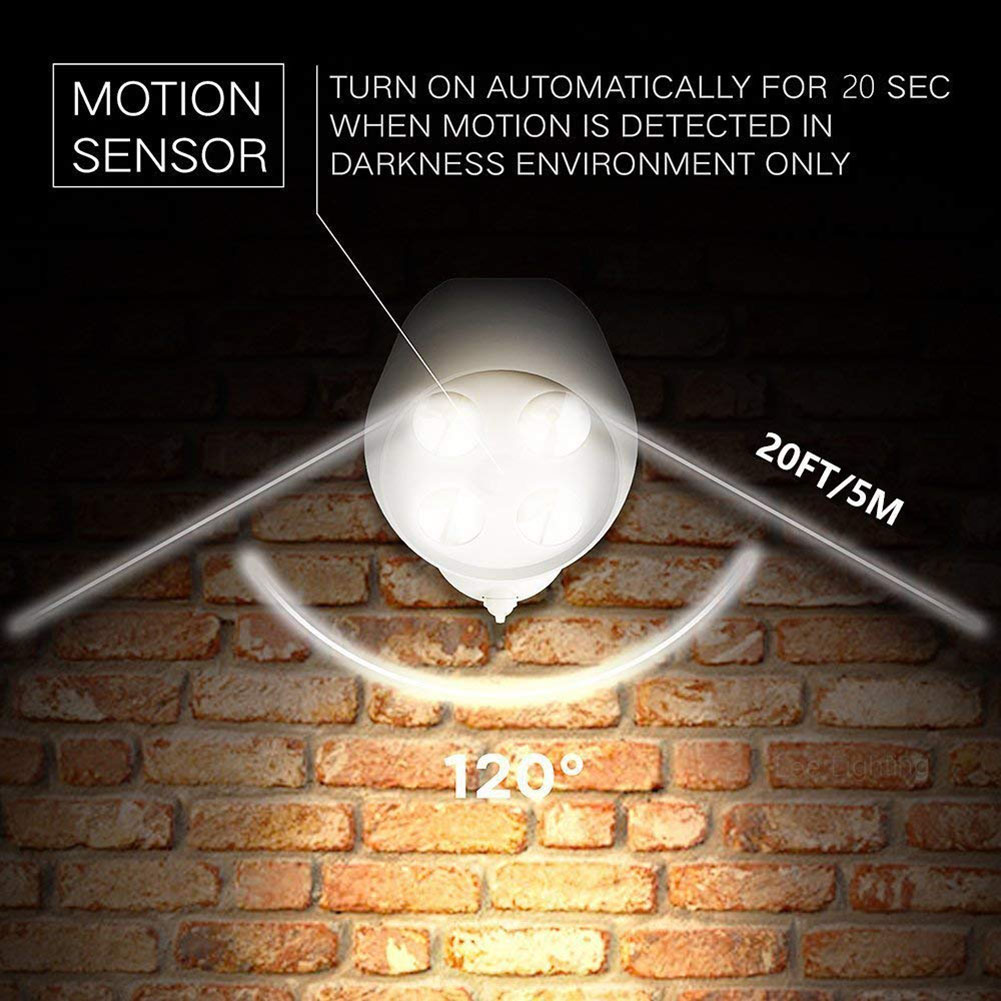 Hot sale 4leds motion sensor light ip65 waterproof outdoor lights 4leds motion sensor light ip65 waterproof outdoor lights security lamp for wall garden driveway 8 wwo66 aloadofball Images