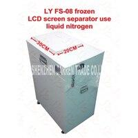 Newest use liquid nitrogen lcd separator machine FS 08 Liquid nitrogen separator Liquid nitrogen tank capacity 10L