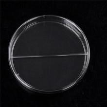 JETTING 10 шт. практичная Стерильная посуда Петри с крышками для лабораторная пластина бактериальные дрожжи химический Инструмент Лаборатория 90 мм Одноразовые