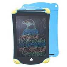 Painted LCD Writing Tablet 8.5-Inch Drawing Board Colorful Great Gift for Kids