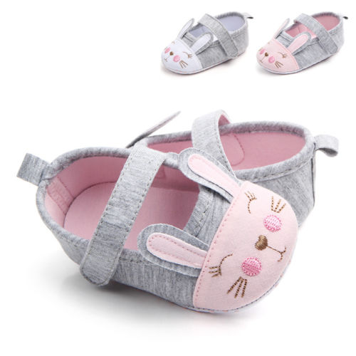 Emmababy Newborn 0-18M Infants Baby Girl Soft Crib Shoes Moccasin Prewalker Sole Shoes