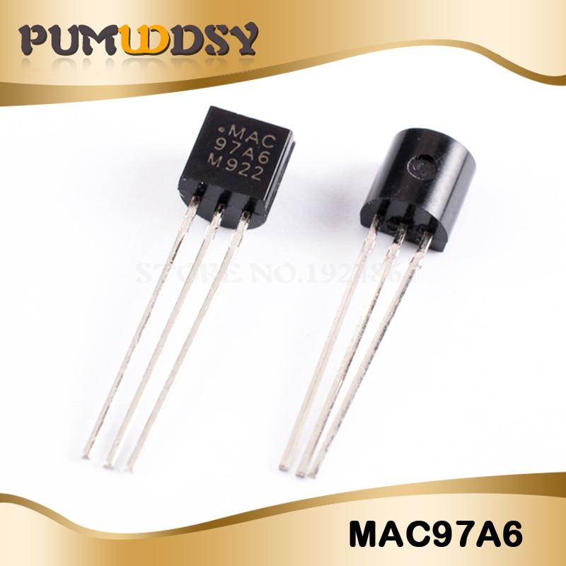 5pcs 10pcs New And Genuine MAC97A6 Transistor TO-92