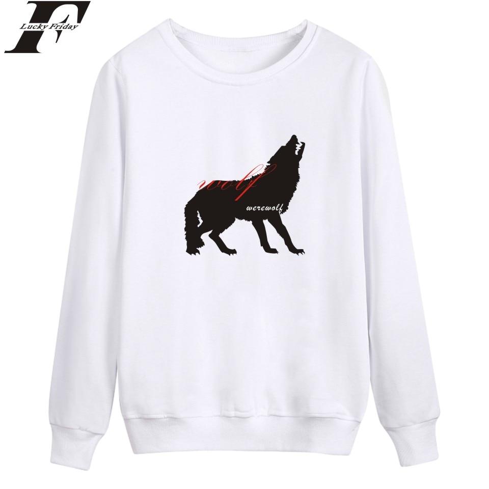harajuku Streetwear Wolf Howl Capless Sweatshirt tumblr Men women Hip Hop Garnett Hoodies And Sweatshirts tracksuit survetement