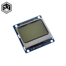 Smart Electronics LCD Module Display Monitor Blue backlight