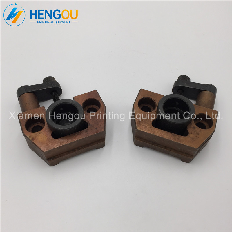 Heidelberg printing machine parts CD102 printing machine parts 102V U-shaped iron for CD102 printing machine стоимость