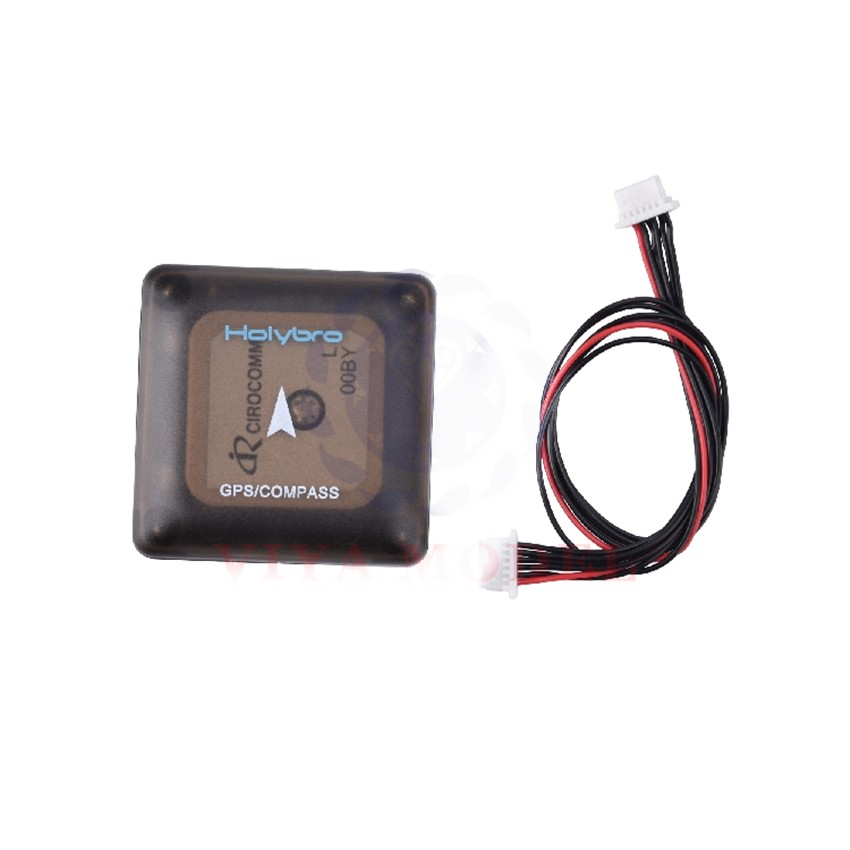 Holybro Micro UBLOX NEO M8N with compass APM PIXHAWK precision GPS for DIY drone Quadrocopter crossing
