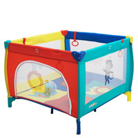 Baby Sleep bed Multifunction Portable Folding Baby Crib Playpen Folding Carrycot Baby Bed Cartoon game bed