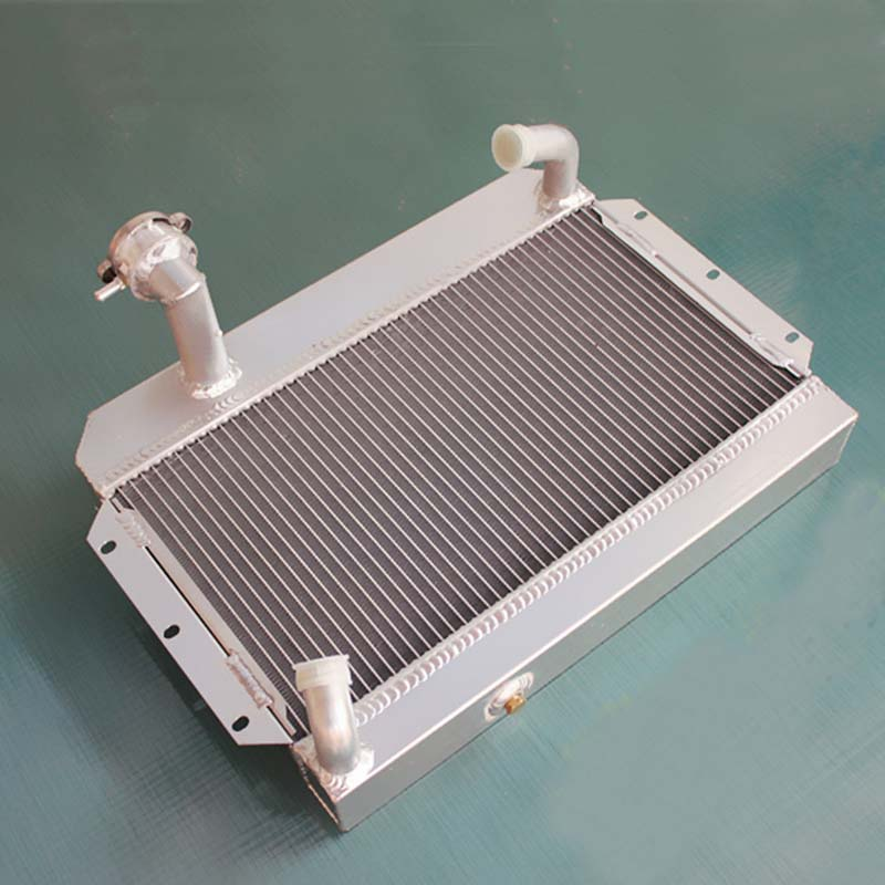 for SIDE-FILL MG MGB GT//ROADSTER 1963-1968 aluminum radiator 56mm