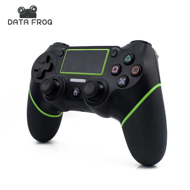 Bluetooth Wireless Gamepad For PS4 Controller For Playstation Dualshock 4 Joystick Gamepads Vibration 6 Axies For PS 4 Console wireless bluetooth ps4 gamepads game controller for sony ps4 controller dualshock 4 joystick gamepads for playstation 4 console