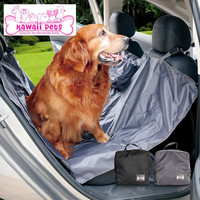 Pet waterproof Oxford cloth pet mat dog pad for Citroen c3 c4 c5 c2 c4l Peugeot 2008 3008 4008 5008 307 408 accessories