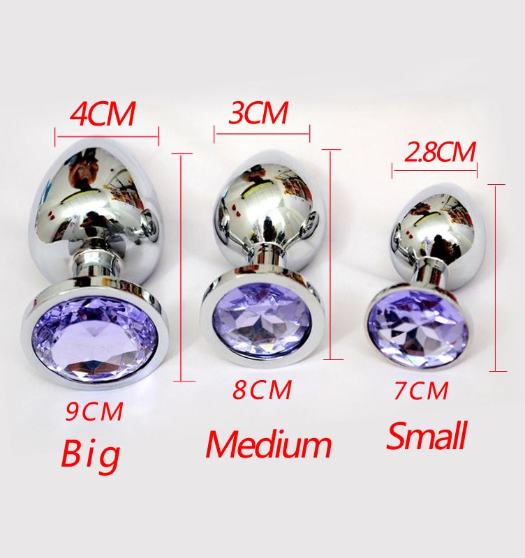 Sex Products Anal Sex Toys Small Size Metal Anal Toys Butt Plug Stainless Steel Anal Plug, Sex Toys Sex Products For Adults 11