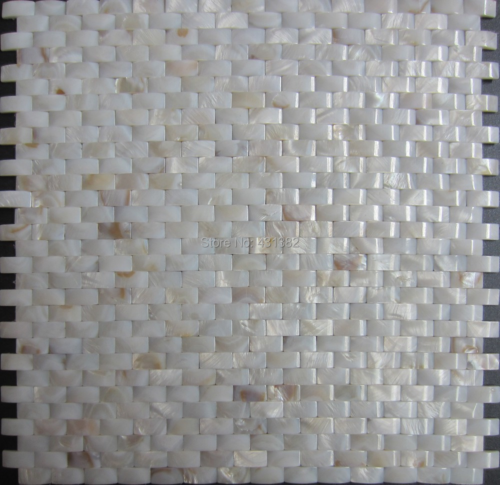 Popular Shell Tile Backsplash-Buy Cheap Shell Tile Backsplash lots ...