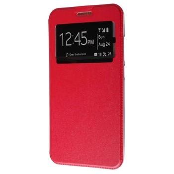 Funda Silicona Libro para Samsung S20 Plus Rojo