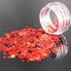 1 Box Red Acrylic Po...