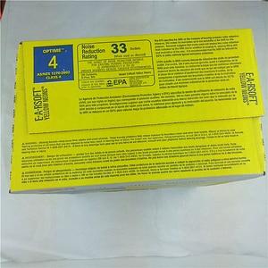 Image 5 - 3M 312 1250 zaawansowane zatyczki do uszu o zmniejszonym poziomie hałasu w kształcie naboju
